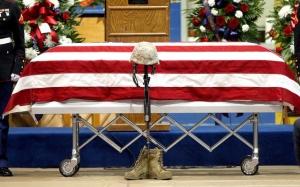 Fallen Marine